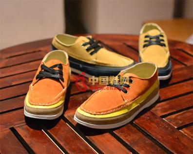 Fashion casual men's shoes 3