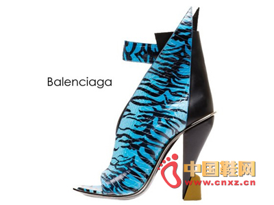 Balenciaga Fish Booties