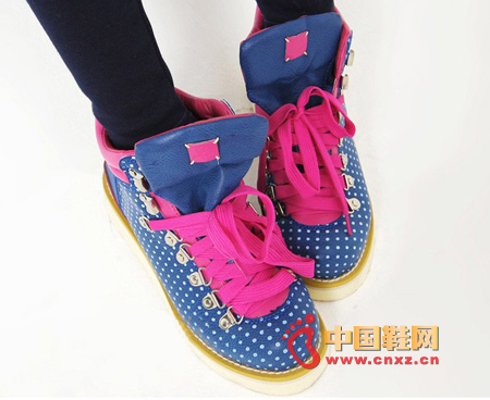 Cute wave casual shoes, wave patterns, cute and stylish, anti-skid soles
