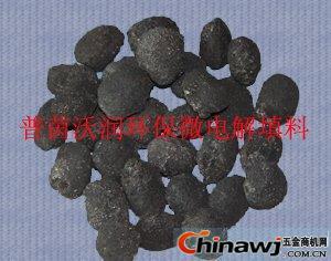 'Iron carbon filler - new parameters