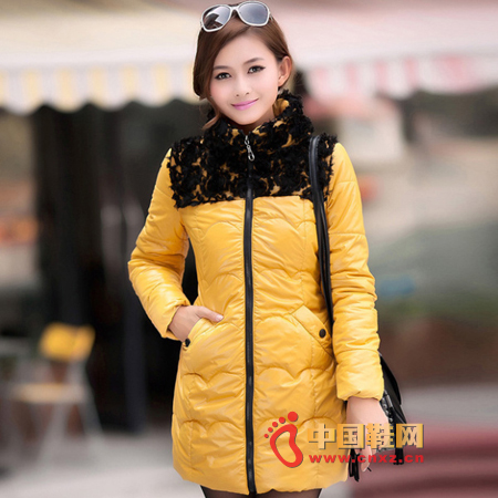 Cotton coat, windbreaker style design, very pull the wind