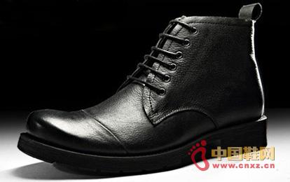 Dragon faction winter warm boots - fashion men's high help Martin boots