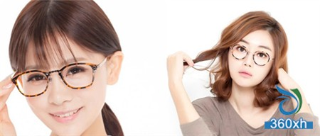 Xiaobian tells you how to wear glasses