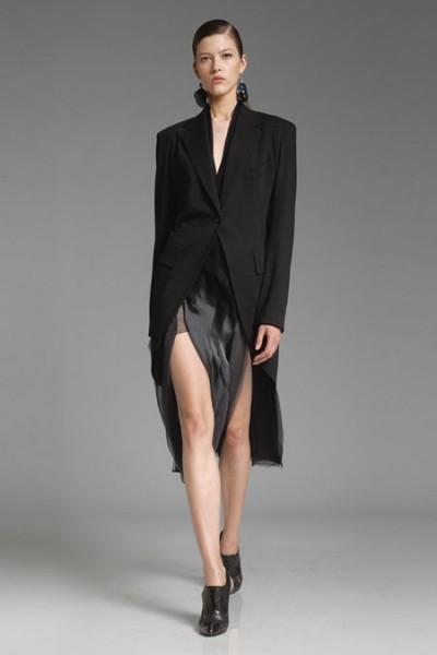Donna Karan 推出2012早秋系列LOOKBO