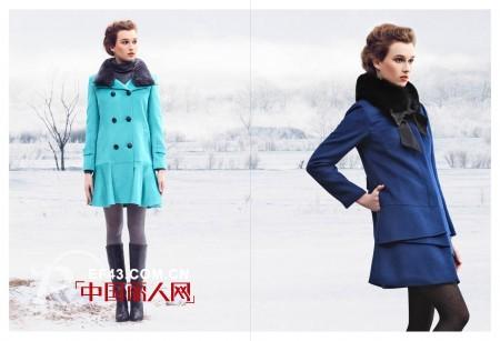 环保服装品牌  丝佛卡女装引领健康生活