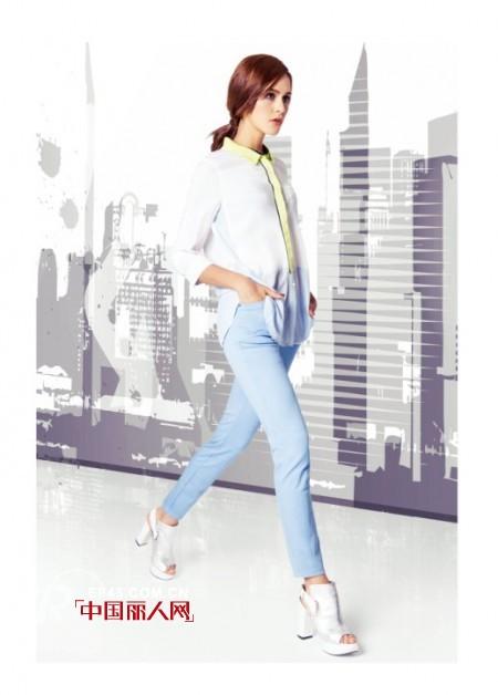春夏季面试怎么穿  蓝黛圣菲时尚通勤教你面试穿搭技巧