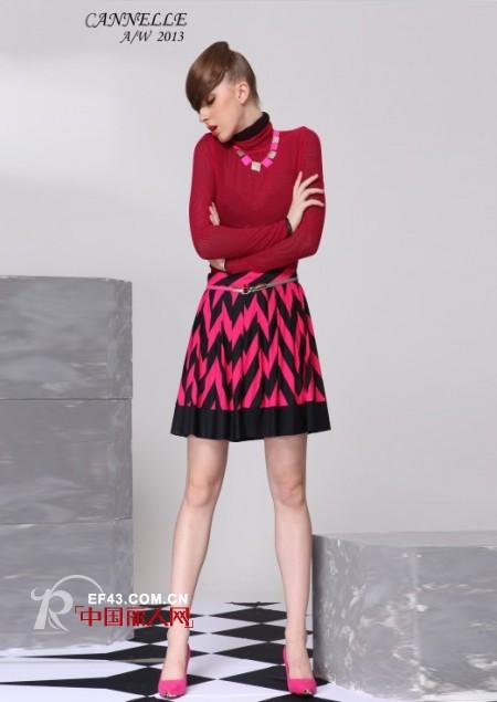 时尚穿衣打扮法则  冷暖色系各具特色