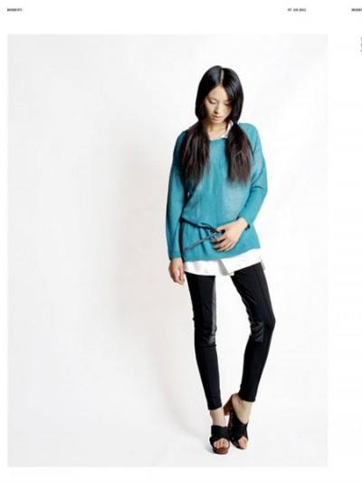 美仑美奂品牌女装 传播品味体现文化