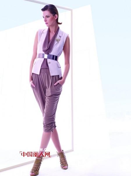 优美世界-Ladies 2012春夏系列 欧化时尚风情