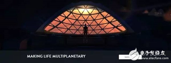 The future man will immigrate to Mars! Maske version of the plan disclosed: 200,000 US dollars a person