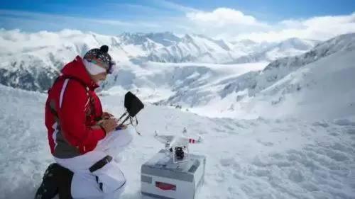 UAV lithium battery maintenance