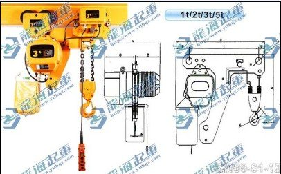 'Ultra low chain electric hoist - Jiangsu Suzhou by electric hoist to improve production conditions | improve efficiency