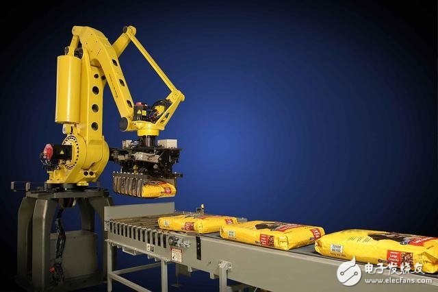 Intelligent manufacturing drives industry demand Industrial robots will increase speed by more than 30%_Intelligent manufacturing, industrial robots, robots