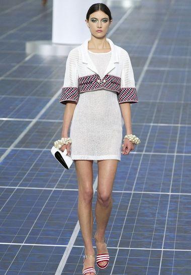 Chanel 2013春夏潮流纵览 (图3)
