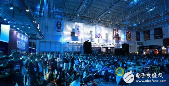 NEST2016-Selection VR E-sports Finals Perfectly Ends