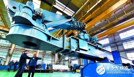 Continuous capital increase and strong development, CITIC Heavy Industry re-added special robots