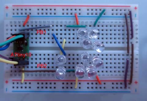 Electronic tweezers