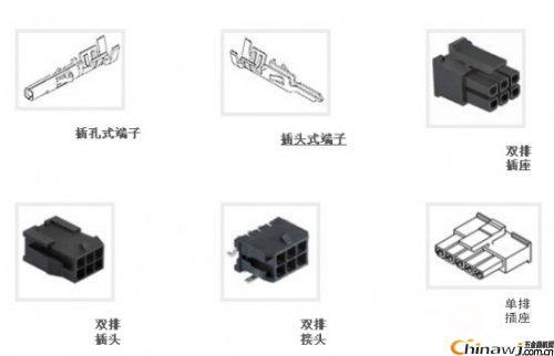 Molex Power Connector Design Quartet