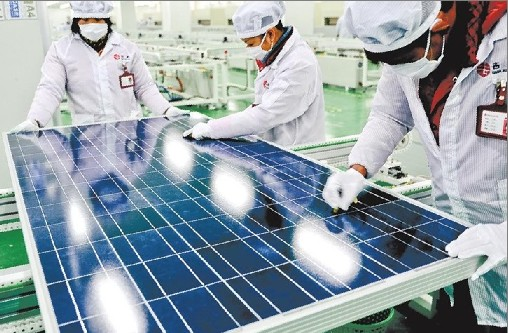 Sino-European dispute peaks and turns, photovoltaic industry integration or speed up