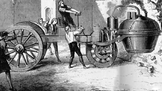 谁发明了第一辆汽车 绝不是你想的那样1