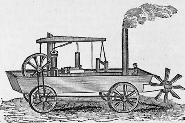 谁发明了第一辆汽车 绝不是你想的那样3