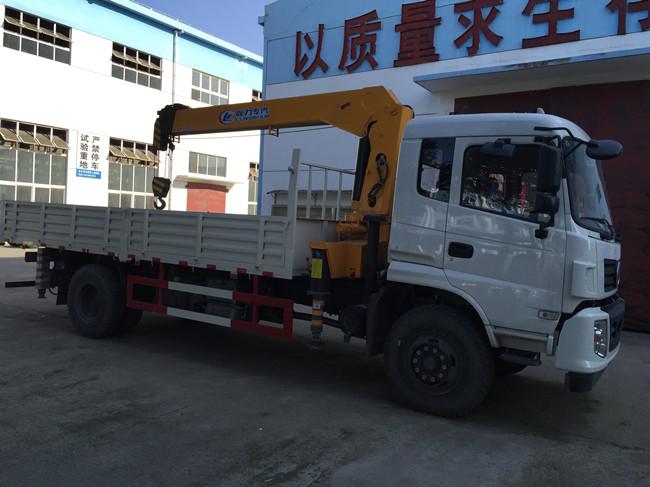 EQ5160JSQGD4D type truck crane truck