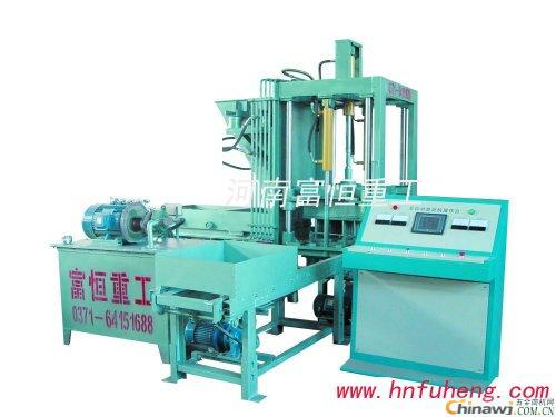 'The new starting point of the development of cement pad machine industry