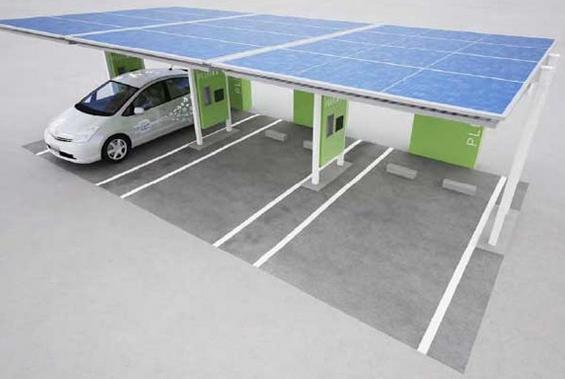 国内的太阳能汽车充电站地点有哪些