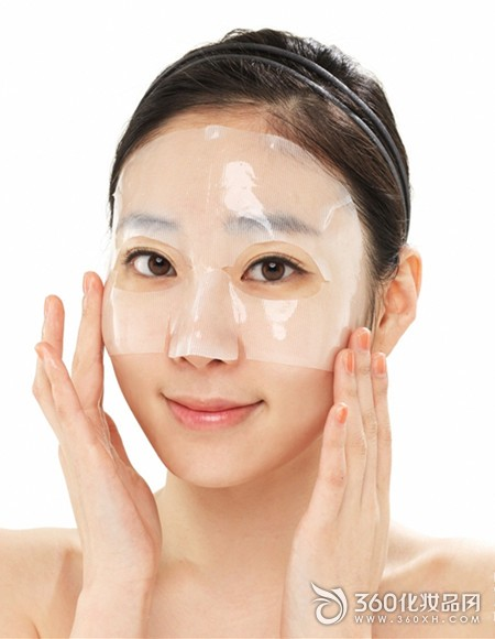 Simple three strokes Skin care experts teach you how to choose a mask
