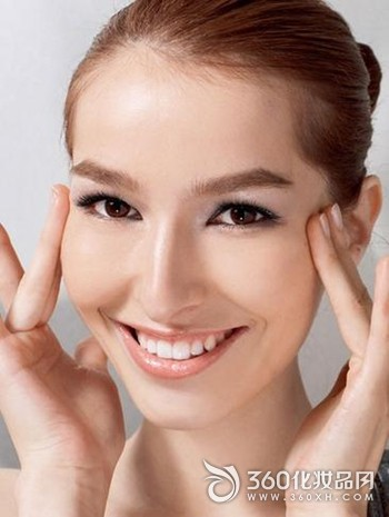 Eight coups to quickly remove dark circles