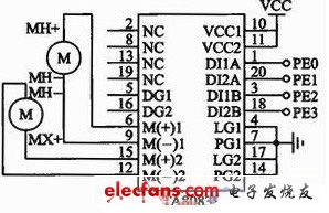 Voice controlled motor drive for air conditioning system