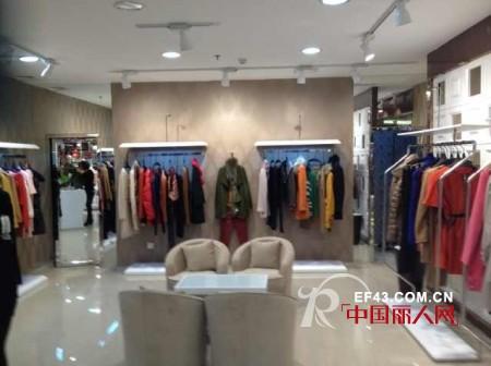 热烈庆祝迪斯廷·凯时尚女装品牌成功进驻内蒙古巴彦淖尔市