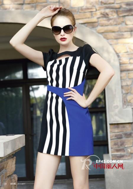 夏日修身连衣裙+高跟鞋搭配 让女汉子一秒变女神