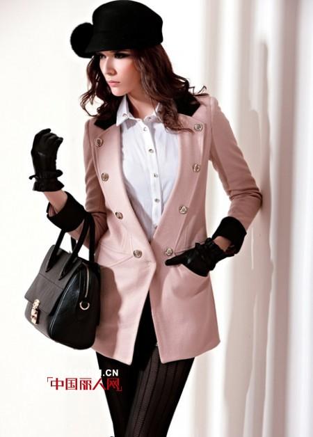 LEAGEL女装聚焦时尚 让女人更自信