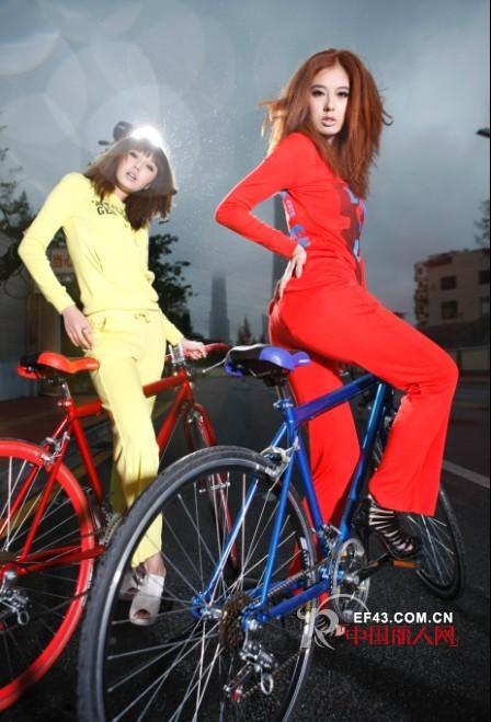 格丹蒙品牌女装 内涵里流露激情的设计风格