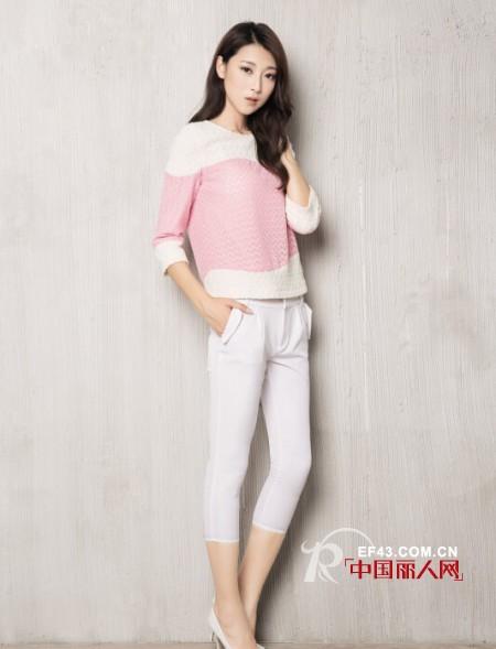 秋季女装流行颜色 秋季粉色衣服搭配
