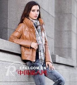 江南人家2012新品冬装又一次掀起服装风潮