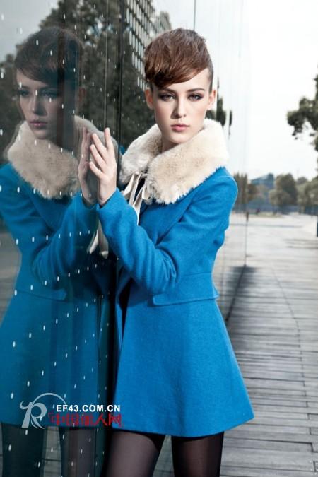 曼雪祺时尚女装 清新的都市时尚味道