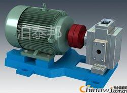 How to prevent the leakage of mechanical seal of GZYB residual oil pump
