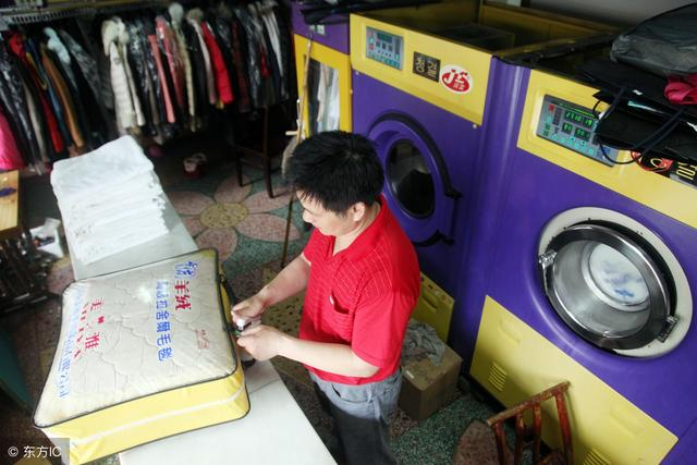 How do dry cleaners use PCE to protect their personal safety?
