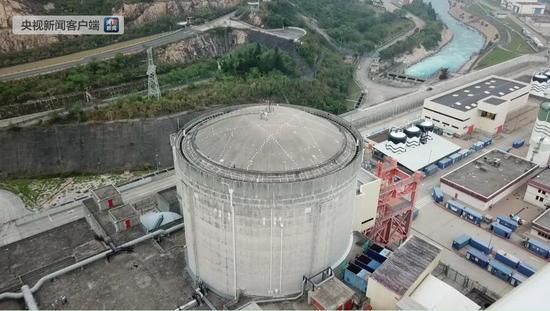 Daya Bay Nuclear Power Unit 1 Concrete Containment