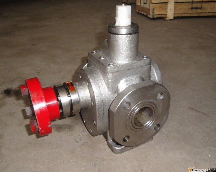 YCB stainless steel arc pump body vibration source and judgment