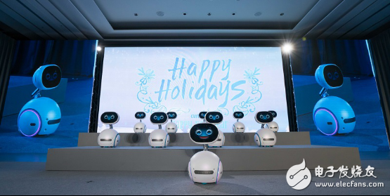 ASUS robots will start selling next month's loyal partners that everyone can afford