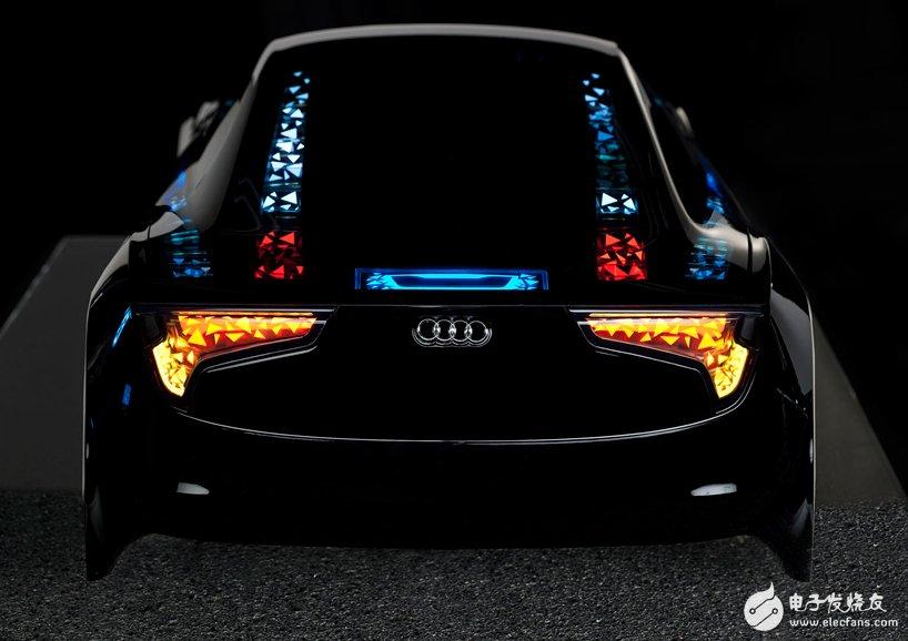 Car light fixture