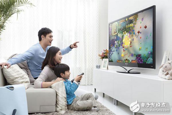 Game TV becomes the next stop for the development of smart TV