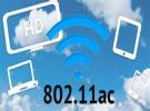 Explain the technical characteristics of 802.11ac