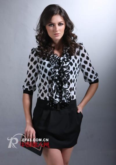 时尚 优雅 自信 这新时代美丽代言词都汇集于一体 成就AIMISUO·艾米索女装品牌