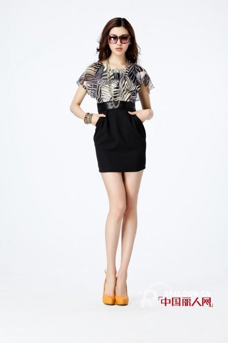 三COLOUR品牌女装给知性女性提供美的保障