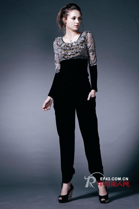 独傲女装品牌 开拓国际时尚视角