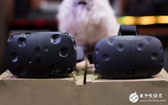 From 0 to 1, from 1 to N, how does VR hardware evolve in CES in recent years?